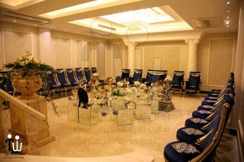 Lebina wedding hall 07 500x333 - تالار پذیرایی لبینا