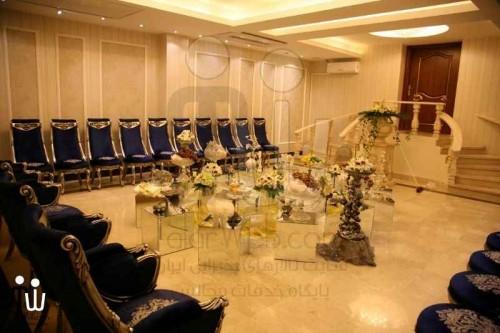 Lebina wedding hall 08 500x333 - تالار پذیرایی لبینا