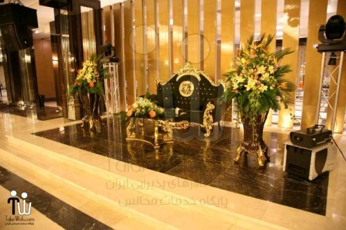 Lebina wedding hall 11 500x333 - تالار پذیرایی لبینا