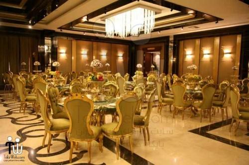 Lebina wedding hall 13 500x333 - تالار پذیرایی لبینا