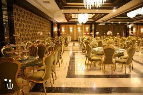 Lebina wedding hall 14 500x333 - تالار پذیرایی لبینا