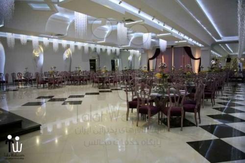 Lebina wedding hall 15 500x333 - تالار پذیرایی لبینا