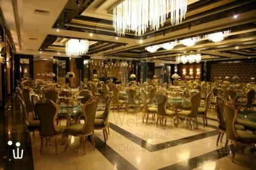 Lebina wedding hall 18 500x333 - تالار پذیرایی لبینا