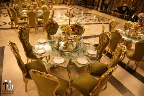 Lebina wedding hall 22 500x333 - تالار پذیرایی لبینا