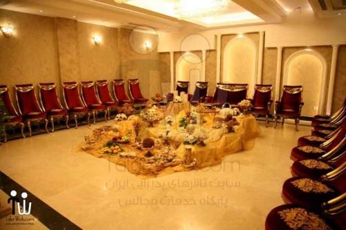 Lebina wedding hall 26 500x333 - تالار پذیرایی لبینا