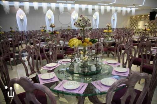 Lebina wedding hall 29 500x333 - تالار پذیرایی لبینا