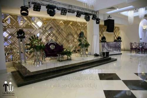 Lebina wedding hall 39 500x333 - تالار پذیرایی لبینا