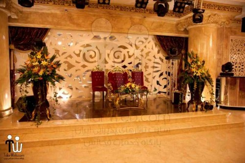 Lebina wedding hall 44 500x333 - تالار پذیرایی لبینا