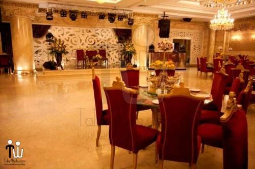 Lebina wedding hall 45 500x333 - تالار پذیرایی لبینا