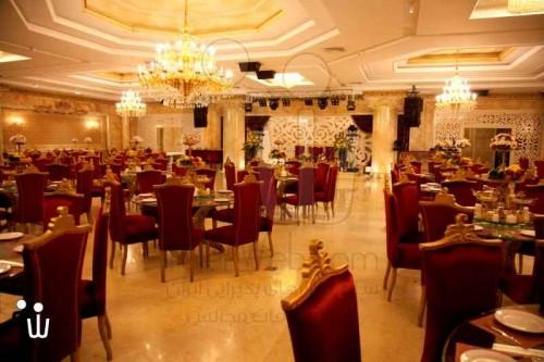 Lebina wedding hall 46 500x333 - تالار پذیرایی لبینا