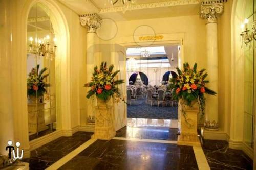 Lebina wedding hall 49 500x333 - تالار پذیرایی لبینا