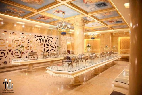 Lebina wedding hall 53 500x333 - تالار پذیرایی لبینا