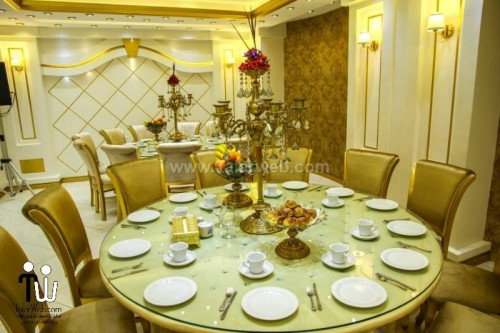 Talar Alvand 10 500x333 - تالار پذیرایی تشریفاتی قصر الوند
