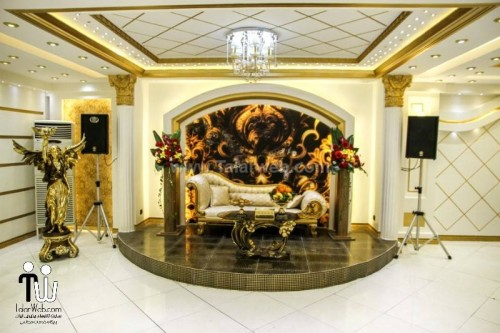 Talar Alvand 11 500x333 - تالار پذیرایی تشریفاتی قصر الوند