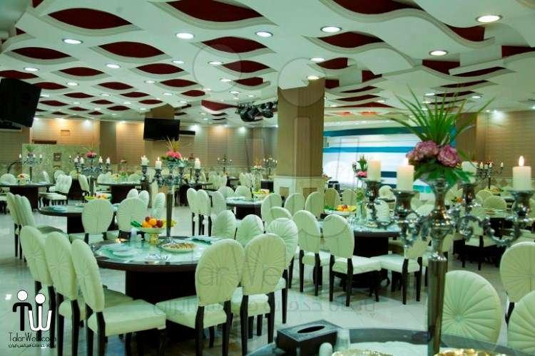 تالار پذیرایی پردیسان پونک