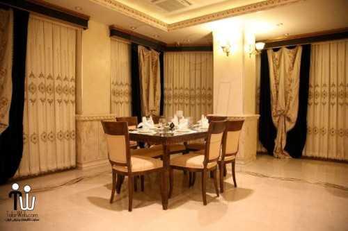 barazanedeh Restaurant 3 500x333 - رستوران برازنده
