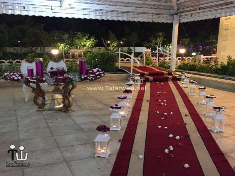 gerdoo wedding hall 11 - تالار پذیرایی باغ گردو