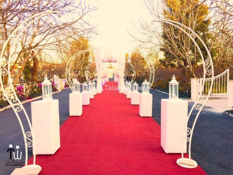 gerdoo wedding hall 13 - تالار پذیرایی باغ گردو