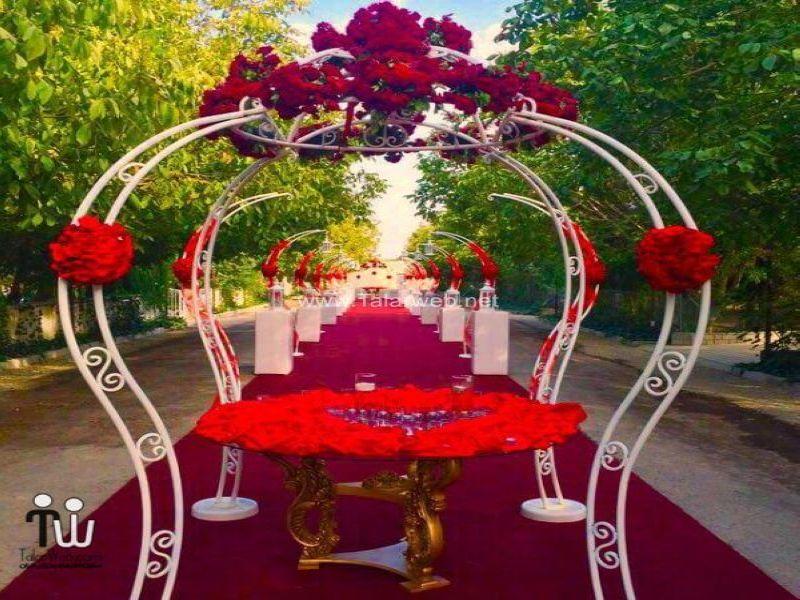 gerdoo wedding hall 15 - تالار پذیرایی باغ گردو