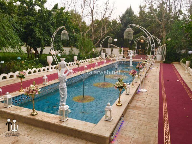 gerdoo wedding hall 16 - تالار پذیرایی باغ گردو