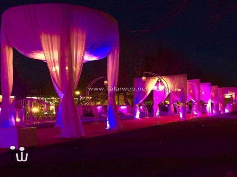 gerdoo wedding hall 19 - تالار پذیرایی باغ گردو