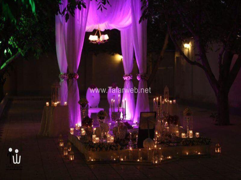 gerdoo wedding hall 20 - تالار پذیرایی باغ گردو