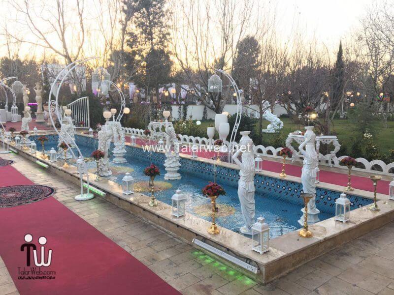 gerdoo wedding hall 23 - تالار پذیرایی باغ گردو