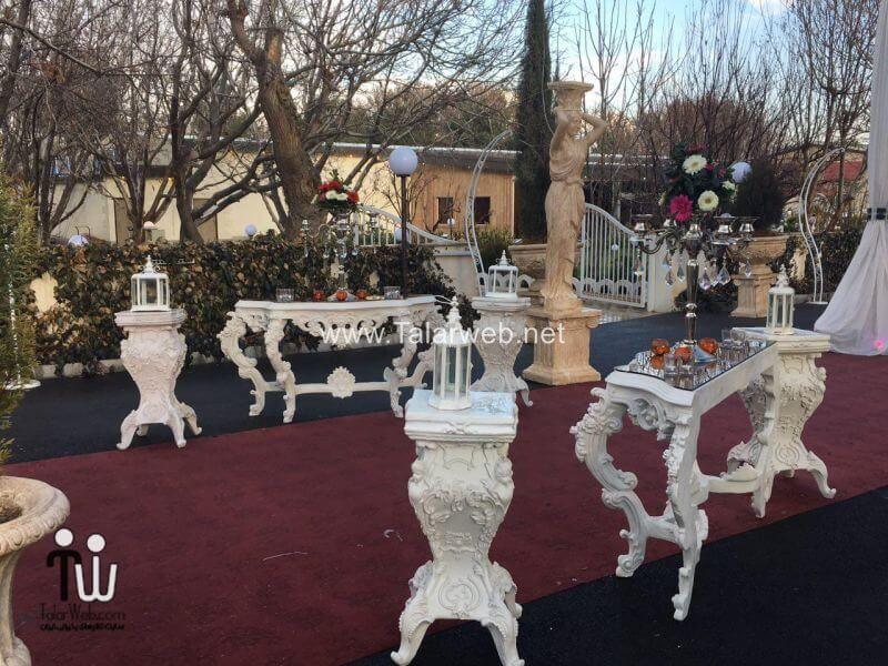 gerdoo wedding hall 26 - تالار پذیرایی باغ گردو