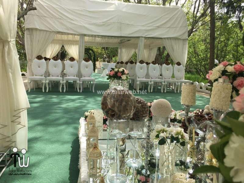 gerdoo wedding hall 27 - تالار پذیرایی باغ گردو