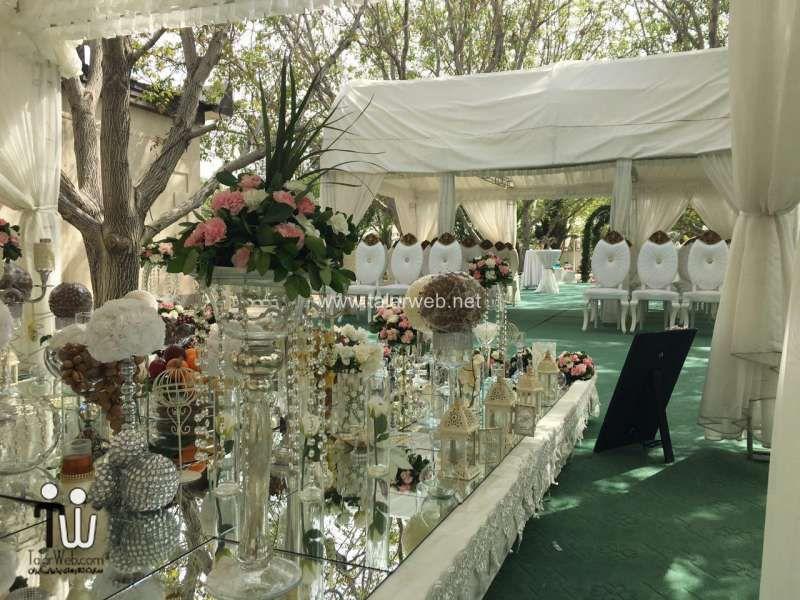 gerdoo wedding hall 28 - تالار پذیرایی باغ گردو