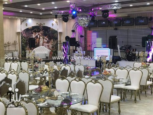 gerdoo wedding hall 32 500x375 - تالار پذیرایی باغ گردو