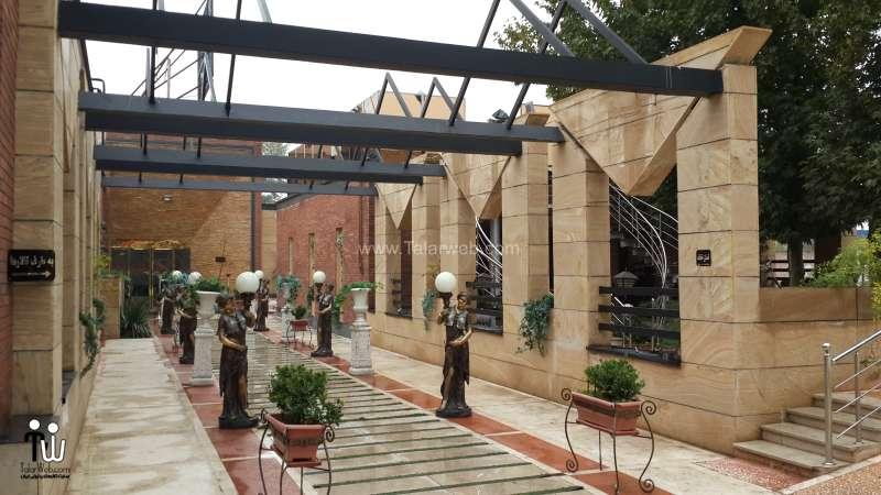 hotel iranian 10 - تالار پذیرایی هتل ایرانیان