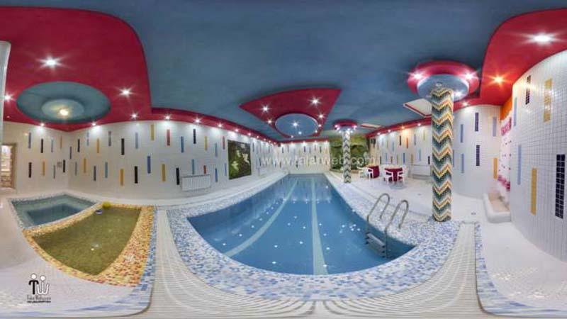hotel iranian 13 - تالار پذیرایی هتل ایرانیان