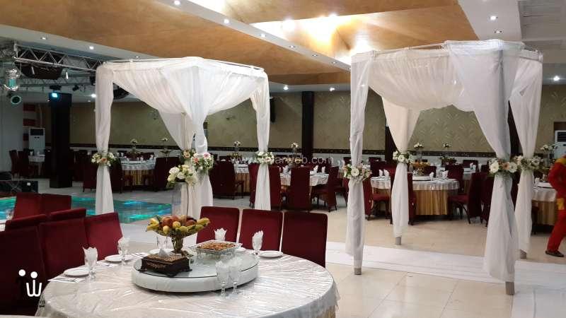 hotel iranian 2 - تالار پذیرایی هتل ایرانیان