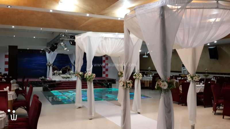 hotel iranian 4 - تالار پذیرایی هتل ایرانیان