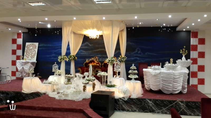 hotel iranian 6 - تالار پذیرایی هتل ایرانیان