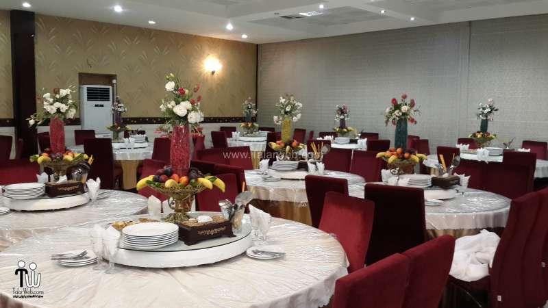 hotel iranian 7 - تالار پذیرایی هتل ایرانیان