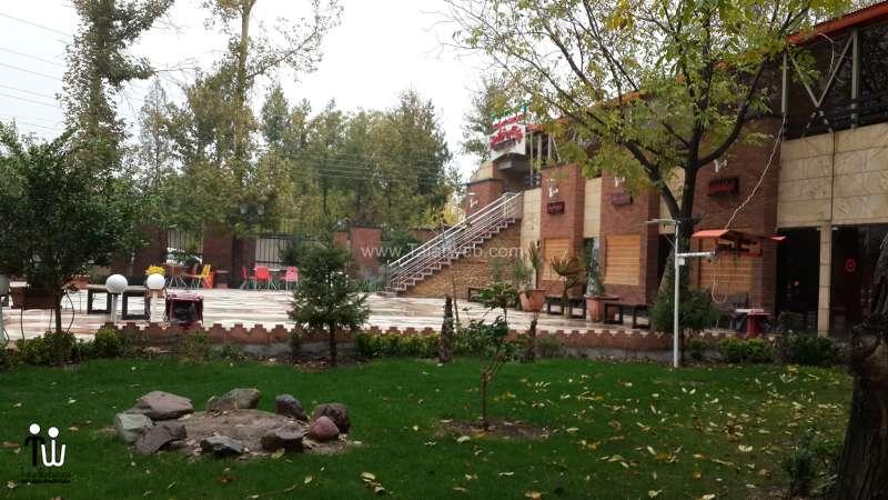 hotel iranian 9 - تالار پذیرایی هتل ایرانیان