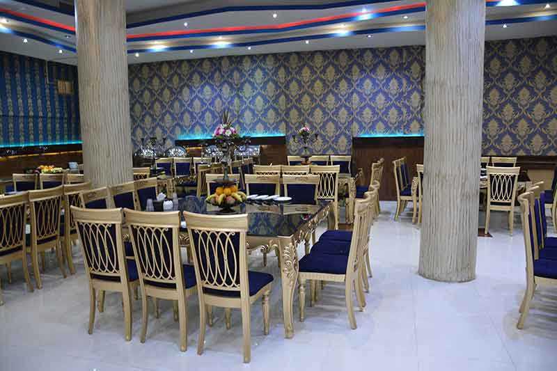 تالار پذیرایی قصر گلستان