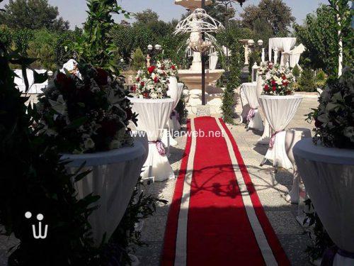 ariana wedding hall 22 500x375 - باغ تالار تشریفاتی آریانا