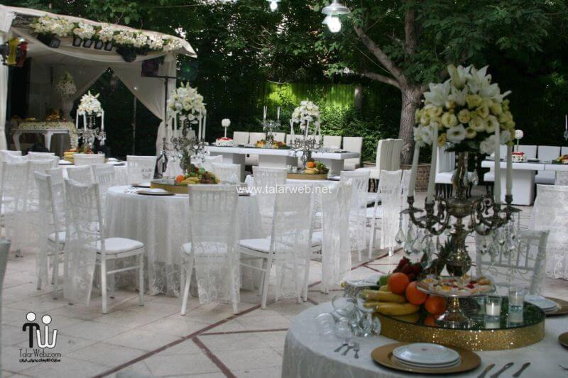bagh hemmati 1 - باغ تالارهای عزتی