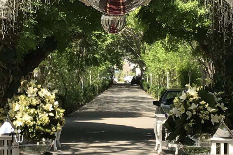 bagh hemmati 13 - باغ تالارهای عزتی