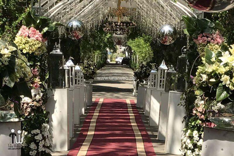 bagh hemmati 14 - باغ تالارهای عزتی