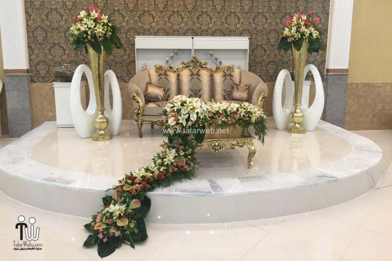 bagh hemmati 2 - باغ تالارهای عزتی