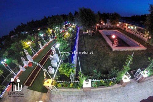 royal karaj 1 500x333 - باغ تالار رویال