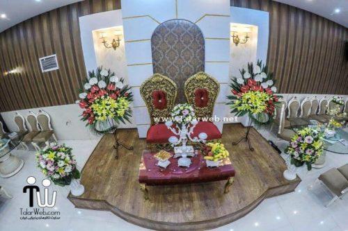 royal karaj 3 500x333 - باغ تالار رویال
