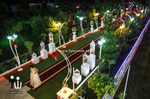 royal karaj 30 500x333 - باغ تالار رویال