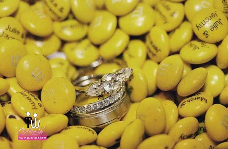 عکس از مدل حلقه ازدواج