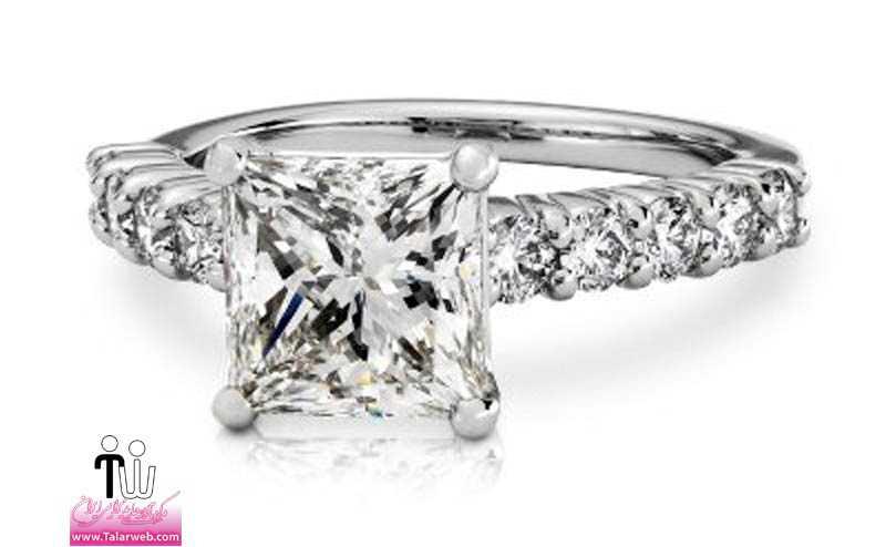 حلقه عروسی و انگشتر نامزدی