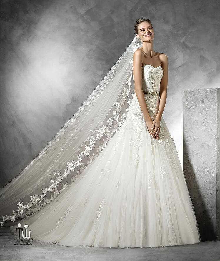 Wedding dresses bridal 2016 10 - مدل لباس عروس ۲۰۱۶ - سری۱